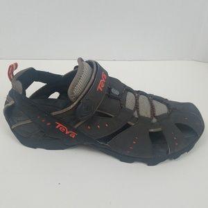 982a130013c8 Teva Shoes - Teva Brown Tan Duster Sport Sandals Sz 11